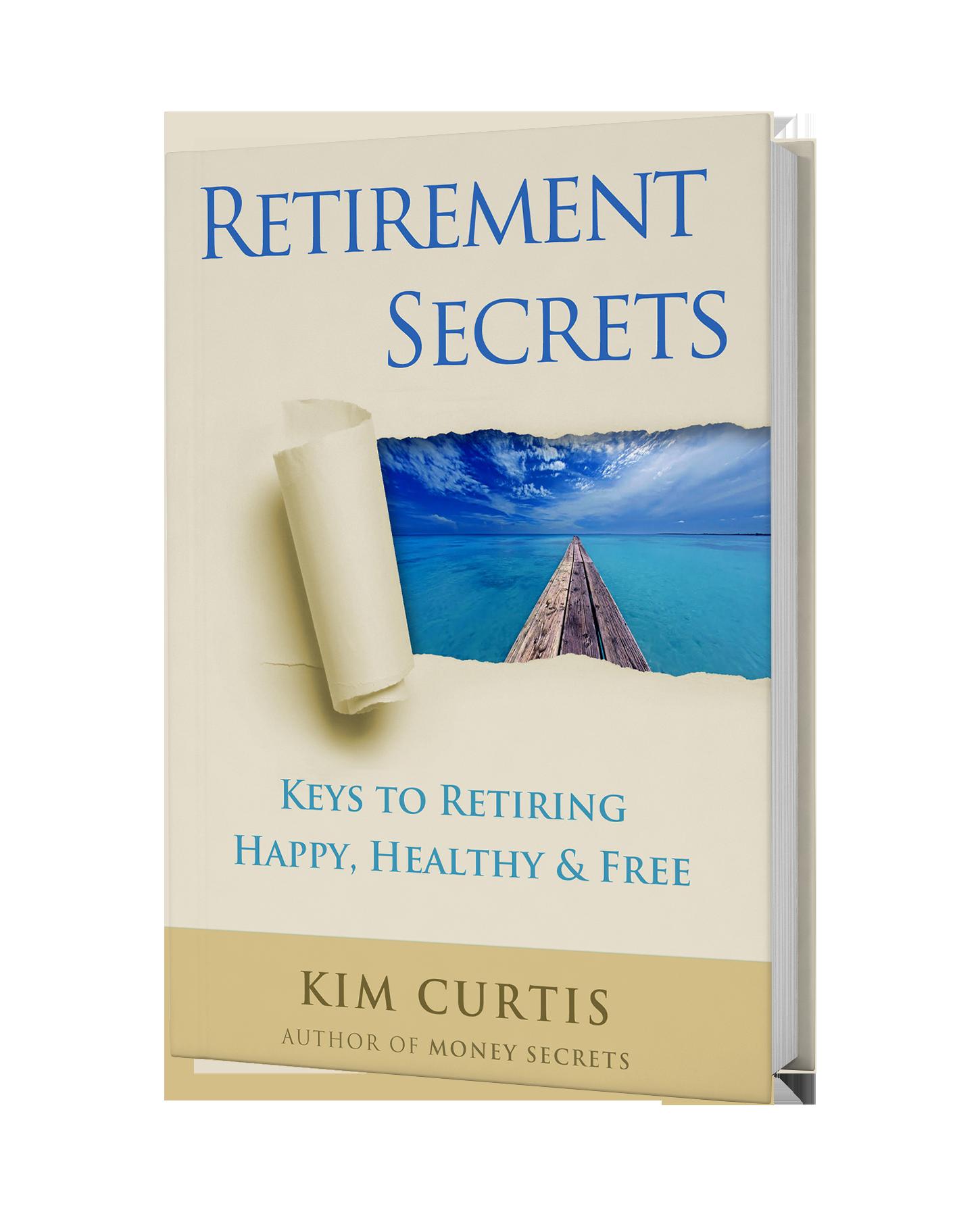 Retirement Secrets 3D Cover